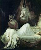 Johann Heinrich Fuseli (Nightmare) Art Poster Print Masterprint