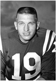 Johnny Unitas Archival Photo Sports Poster Print Posters