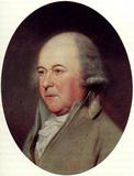 John Adams (Portrait, Color) Art Poster Print Masterprint