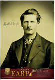 Wyatt Earp Archival Photo Poster Print Prints
