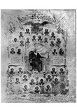 Louisiana Legislature (Members, 1868) Art Poster Print Prints