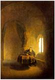 Rembrandt St Anastasius Art Print Poster Poster