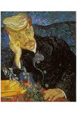 Vincent Van Gogh (Portrait of Dr. Gachet) Art Poster Print Prints