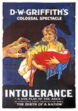 Intolerance: Love's Struggle Through the Ages Movie Poster Print Masterprint