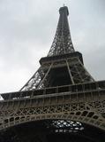 Paris, France (Eiffel Tower, From Below) Art Poster Print Masterprint