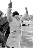 Vince Lombardi Celebrating Archival Photo Sports Poster Print Masterprint