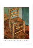 Vincent Van Gogh The Chair Art Print POSTER vangogh Poster