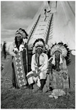 Native Americans Archival Photo Poster Print Poster