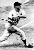Mickey Mantle Archival Photo Sports Poster Print Masterprint