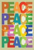 Peace (Dove) Art Poster Print Masterprint