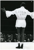 Sugar Ray Robinson Robe Archival Photo Sports Poster Print Print