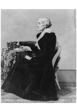 Susan B. Anthony (Seated) Art Poster Print Prints