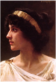 William-Adolphe Bouguereau Irene Art Print Poster Print