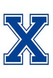 Varsity Letter X Make Your Own Banner Sign Poster Plakat