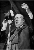 Winston Churchill July 18 1945 Archival Photo Poster Print Prints