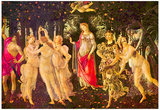 Sandro Botticelli First Spring Art Print Poster Prints