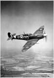 Royal Air Force Spitfire Archival Photo Poster Photo