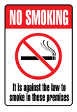 No Smoking Sign Art Print Poster Photo