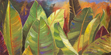 Through the Leaves II Prints by Patricia Quintero-Pinto