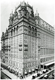 New York City Waldorf Astoria Archival Photo Poster Print Posters