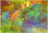 Otakar Lebeda Lilac Art Print Poster Prints
