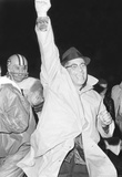 Vince Lombardi Arm Up Archival Photo Sports Poster Print Masterprint