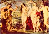 Peter Paul Rubens Paris [2] Art Print Poster Prints