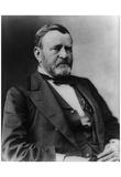 President Ulysses S Grant (Portrait) Art Poster Print Print