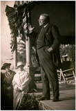 President Theodore Roosevelt Speaking Archival Photo Poster Print Posters