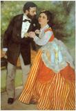 Pierre Auguste Renoir Alfred Sisley Art Print Poster Posters