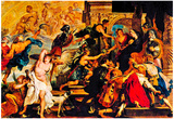 Peter Paul Rubens Medici's and the Apotheosis of Henry IV Art Print Poster Posters