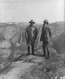 Theodore Roosevelt (With John Muir) Art Poster Print Masterprint