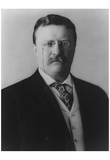 Theodore Roosevelt (Portriat)  Archival Photo Poster Print Prints