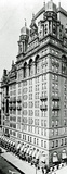 New York City Waldorf Astoria Archival Photo Poster Print Masterprint