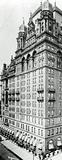 New York City Waldorf Astoria Archival Photo Poster Print Masterprint
