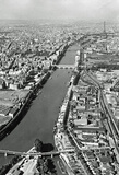 Paris France River Seine Archival Photo Poster Print Masterprint
