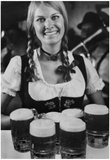 Oktoberfest Beers Archival Photo Poster Print Prints