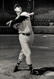 Ted Williams Swing Boston Red Sox Archival Photo Sports Poster Print Masterprint