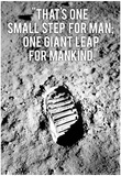 Neil Armstrong One Small Step Archival Photo Poster Print Prints