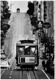 San Francisco Cable Car Archival Photo Poster Print Prints