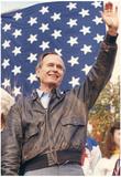 President George H W Bush Archival Photo Poster Print Print