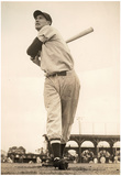 Ted Williams Boston Red Sox Archival Photo Sports Poster Print Posters
