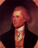 Thomas Jefferson (Color Portrait, Face) Art Poster Print Masterprint