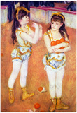 Pierre Auguste Renoir The Circus Fernando Art Print Poster Posters