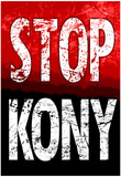 Stop Joseph Kony 2012 Political Poster Posters