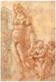 Sandro Botticelli Allegory Art Print Poster Prints