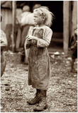 Oyster Shuckers 1912 Archival Photo Poster Print Plakaty