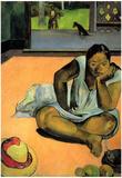 Paul Gauguin Te Faaturama Art Print Poster Prints