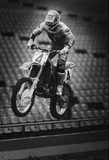 Motocross Archival Photo Poster Print Masterprint