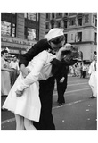 Victor Jorgensen (War's End Kiss) Photo Print Poster Posters